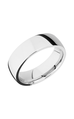 Lashbrook Cobalt Chrome Wedding band CC7LD-P product image
