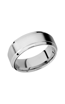 Lashbrook Cobalt Chrome Wedding band CC8B S product image