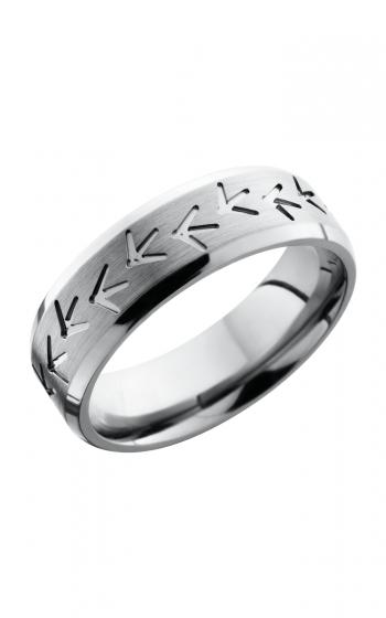 Lashbrook Titanium Wedding band 7BTURKEYTRACK product image