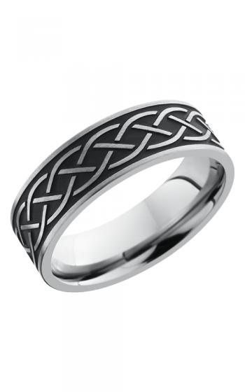 Lashbrook Titanium Wedding band 7FCELTIC8A2 product image