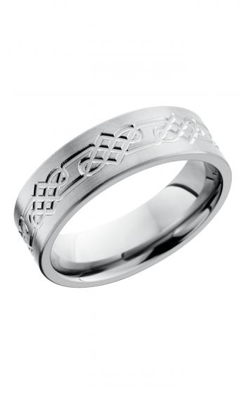 Lashbrook Titanium Wedding band 7FCELTICLOOP product image
