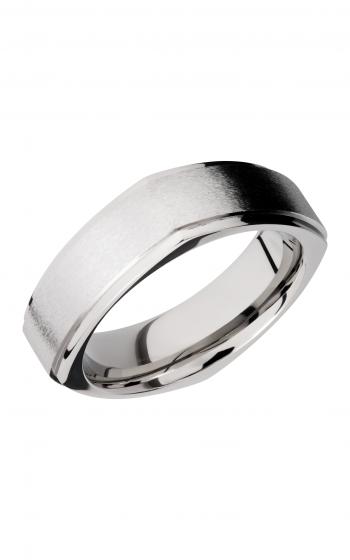 Lashbrook Titanium Wedding band 7FGESQ product image