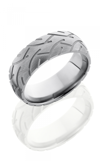 Lashbrook Titanium Wedding band 8DCYCLE2 product image