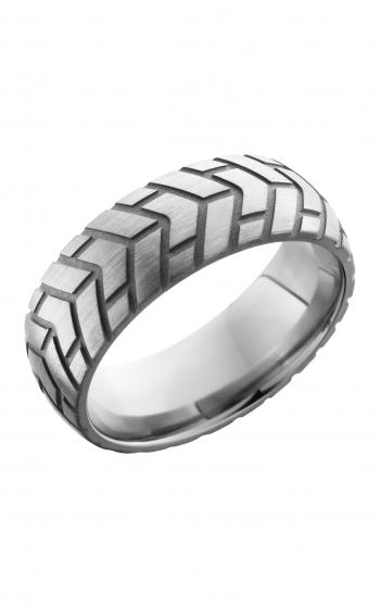 Lashbrook Titanium Wedding band 8DCYCLE3 product image
