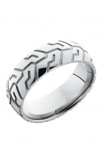 Lashbrook Titanium Wedding band 8DCYCLE41 product image