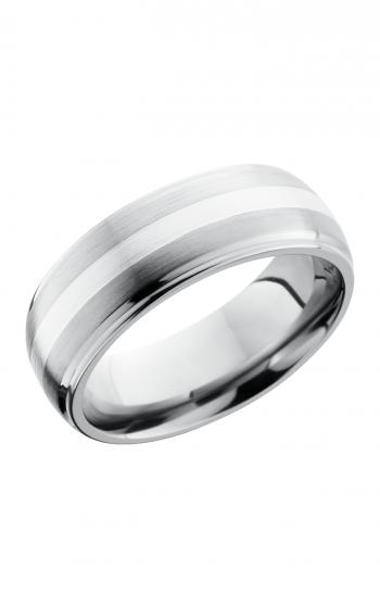 Lashbrook Titanium Wedding band 8DGE12 SS product image