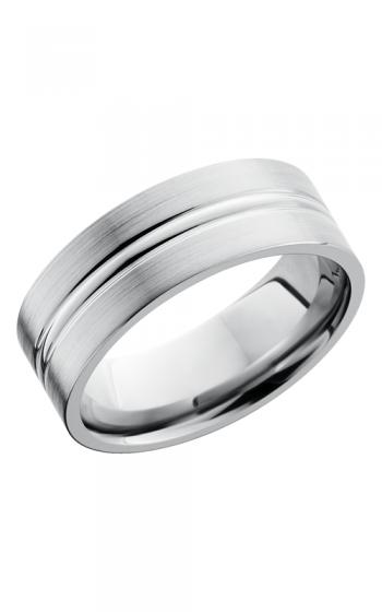 Lashbrook Titanium Wedding band 8FD product image