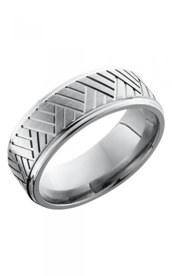 Lashbrook Titanium Wedding band 8FGEBASK product image