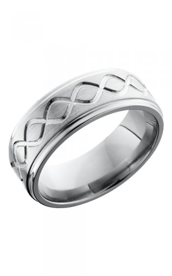 Lashbrook Titanium Wedding band 8FGETALLINF product image