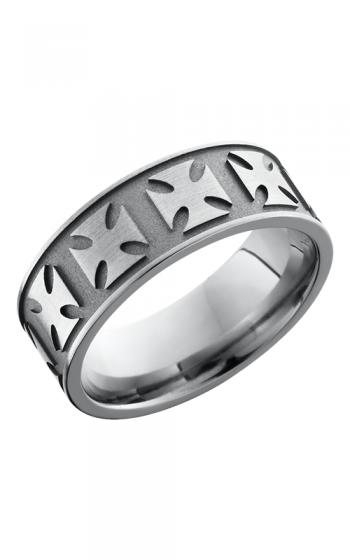Lashbrook Titanium Wedding band 8FMALTESE product image