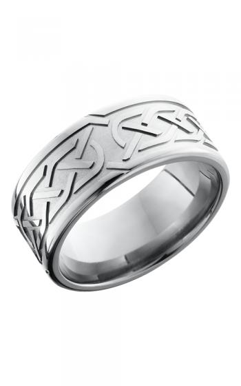 Lashbrook Titanium Wedding band 9FCELTIC5 product image