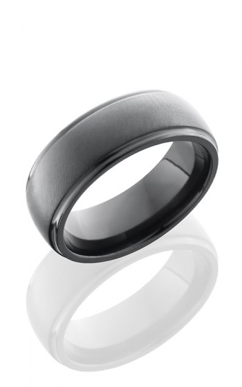 Lashbrook Zirconium Wedding band Z7DGE product image