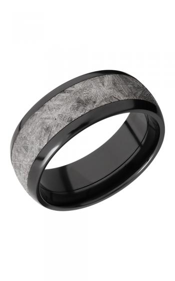 Lashbrook Meteorite Wedding band Z8D15-METEORITE POLISH product image