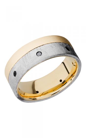 Lashbrook Meteorite Wedding band 18KY8F15OCE product image