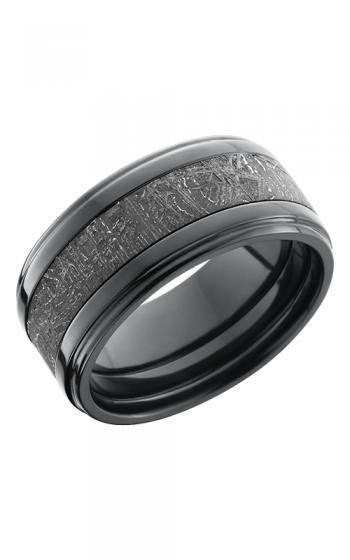 Lashbrook Meteorite Wedding band Z10FGE15 METEORITE product image
