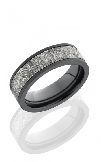 Lashbrook Meteorite Wedding band Z7F15 METEORITE product image