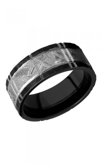 Lashbrook Meteorite Wedding band Z8.5F15 METEORITE product image