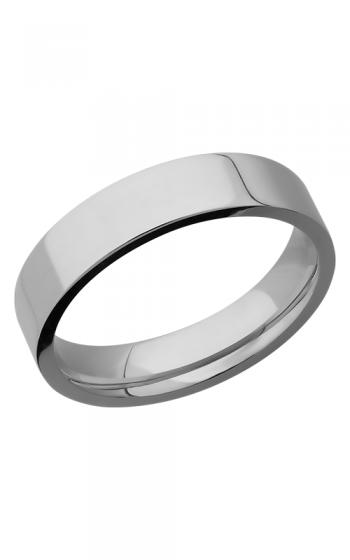 Lashbrook Titanium Wedding band 5F POLISH product image