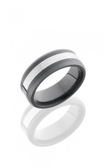 Lashbrook Tungsten Ceramic Wedding band TCR8335-SANDBLAST product image