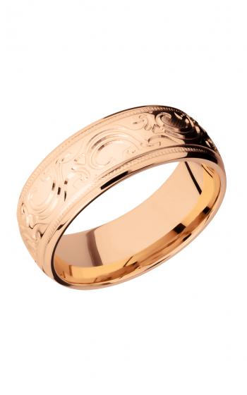 Lashbrook Precious Metals Wedding band 14KR8DMJBA product image