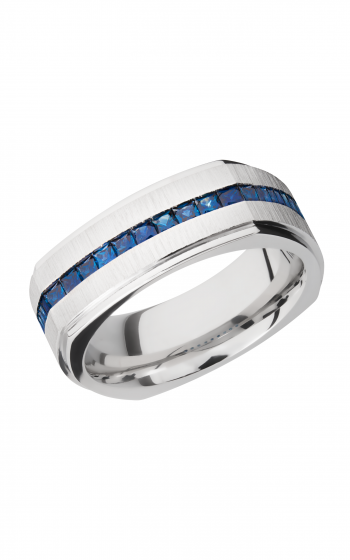 Lashbrook Precious Metals Wedding band 14KW8FGESQETERNITYSAPP product image