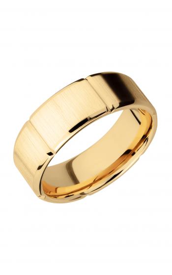 Lashbrook Precious Metals Wedding band 14KY8B6SEG product image