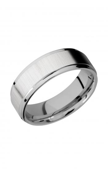 Lashbrook Titanium Wedding band 7FGE product image