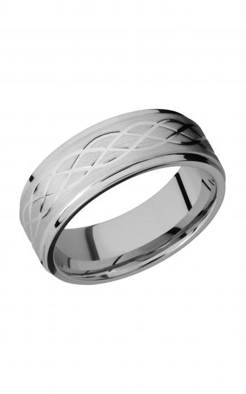 Lashbrook Titanium Wedding band 8FGECELTIC6 product image