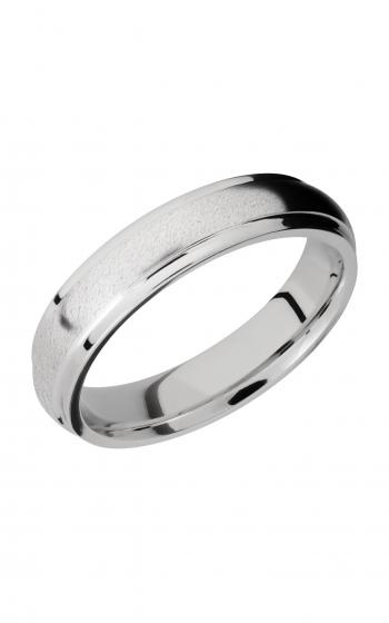 Lashbrook Cobalt Chrome Wedding band CC5DGE product image