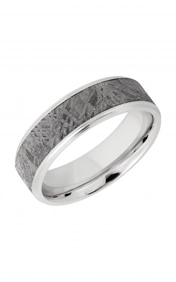 Lashbrook Meteorite Wedding band CC7B15 S_METEORITE product image