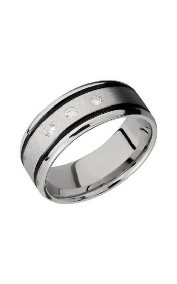 Lashbrook Cobalt Chrome Wedding band CC9B21W NS_ADIA3X.05F product image