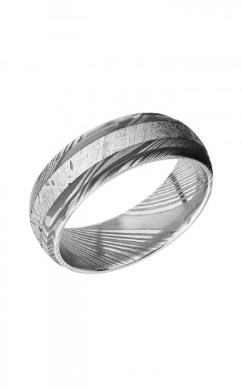 Lashbrook Meteorite Wedding band D7DGE13_METEORITE product image