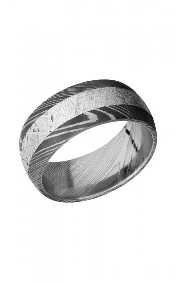 Lashbrook Meteorite Wedding band D9D14_METEORITE product image