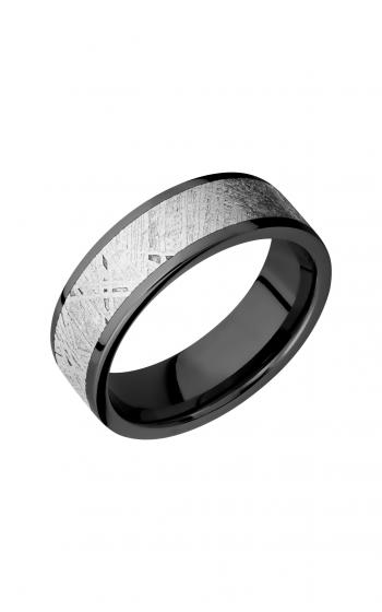 Lashbrook Meteorite Wedding band Z7F15_METEORITE product image