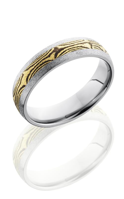 Lashbrook Titanium Wedding band 6D13 M18KYSH product image