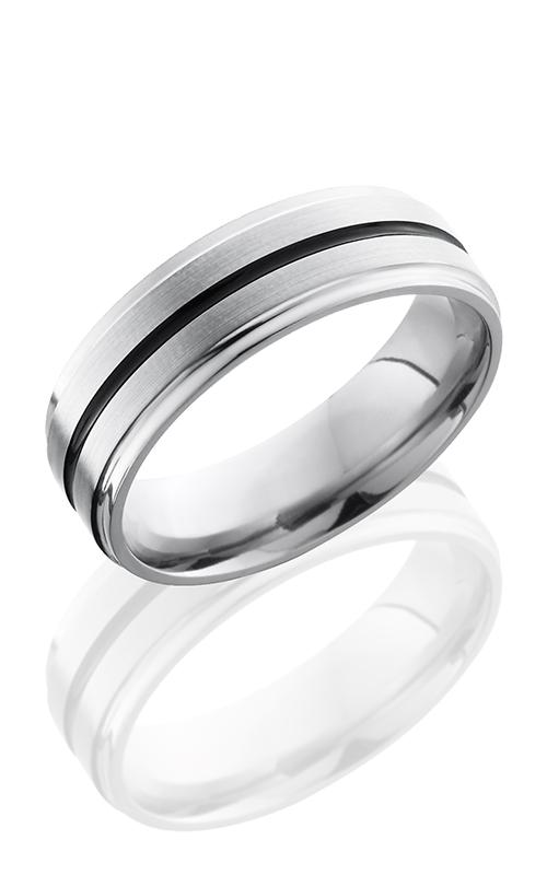 Lashbrook Titanium Wedding band 7FGE11A product image