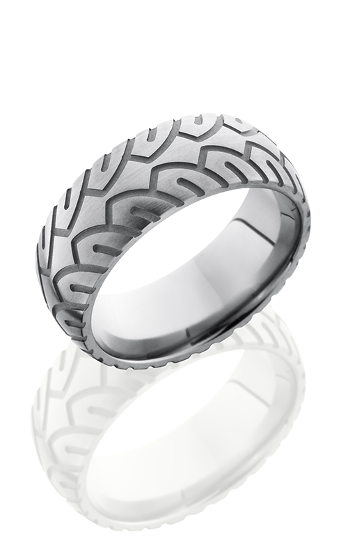 Lashbrook Titanium Wedding band 8DCYCLE product image