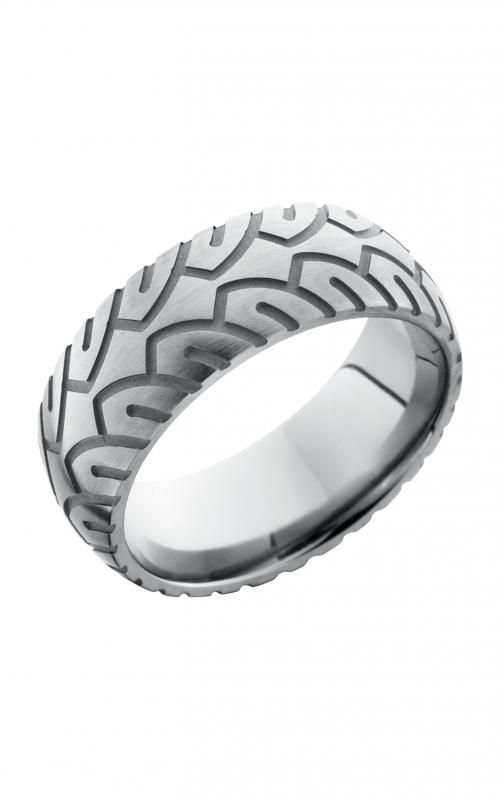Lashbrook Titanium Wedding band 8DCYCLE product image