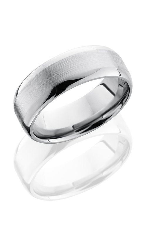 Lashbrook Titanium Wedding band 8DF product image