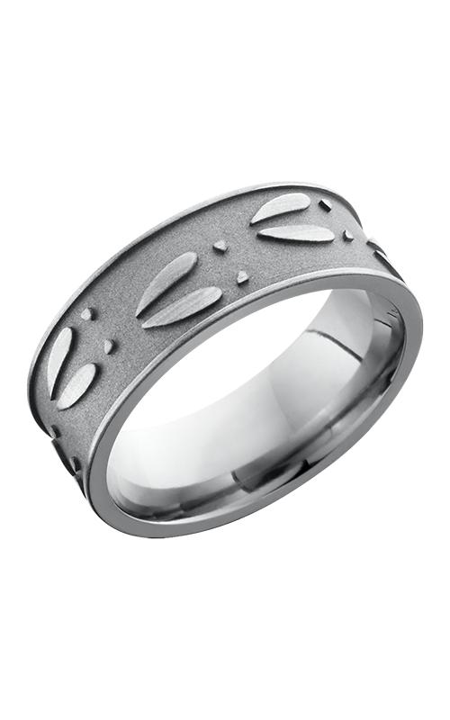 Lashbrook Titanium Wedding band 8FDEERU product image