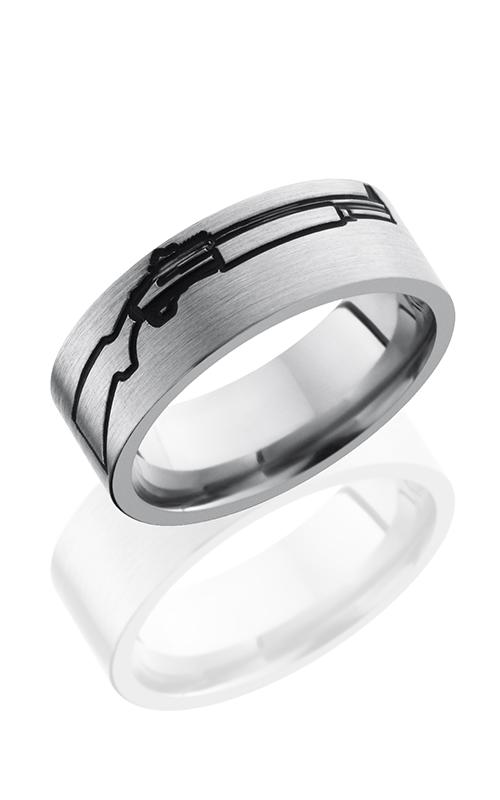 Lashbrook Titanium Wedding band 8FGUN1A product image