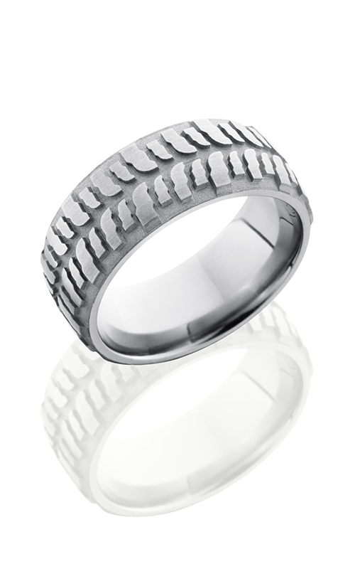 Lashbrook Titanium Wedding band 9DBOGGER product image