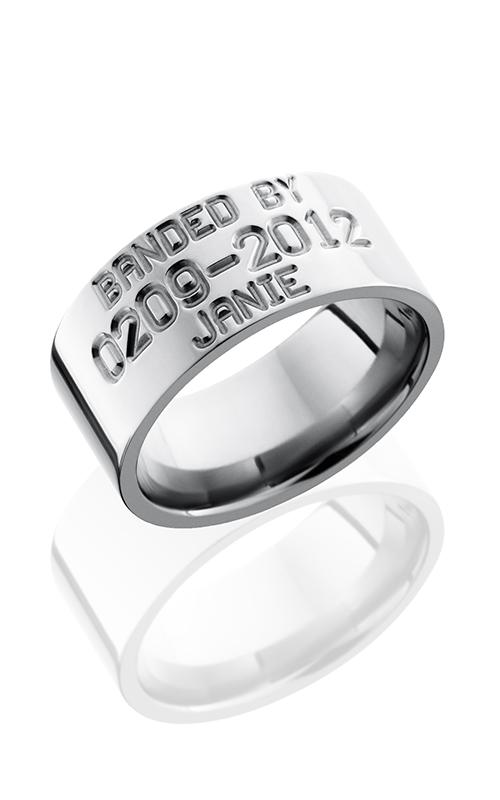 Lashbrook Titanium Wedding band 10FBIRDBAND product image