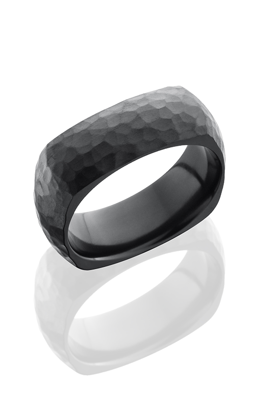 Lashbrook Zirconium Wedding band Z8DSQ product image
