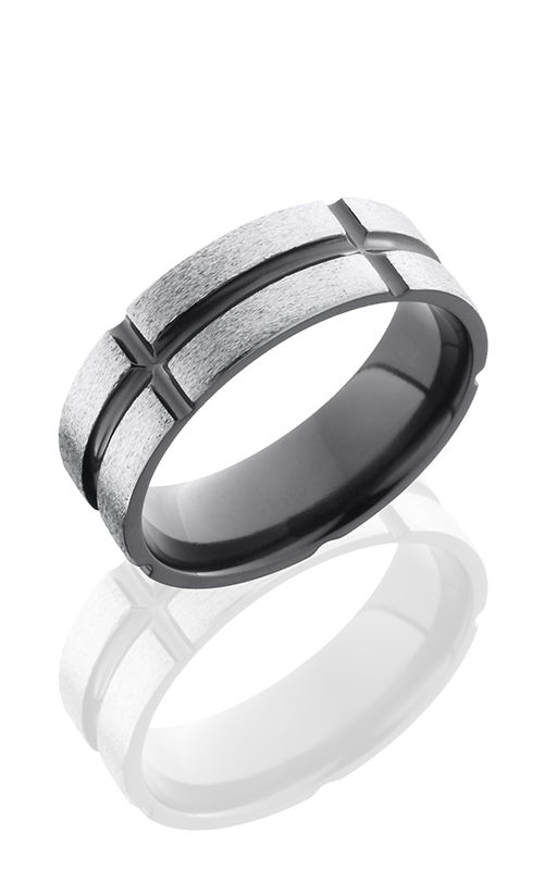 Lashbrook Zirconium Wedding band Z8F11V5SEG product image