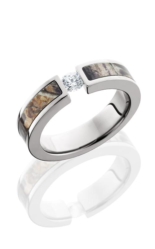 Lashbrook Camo Engagement ring CAMO5F13SEGCZ.25T RTAP POLISH product image