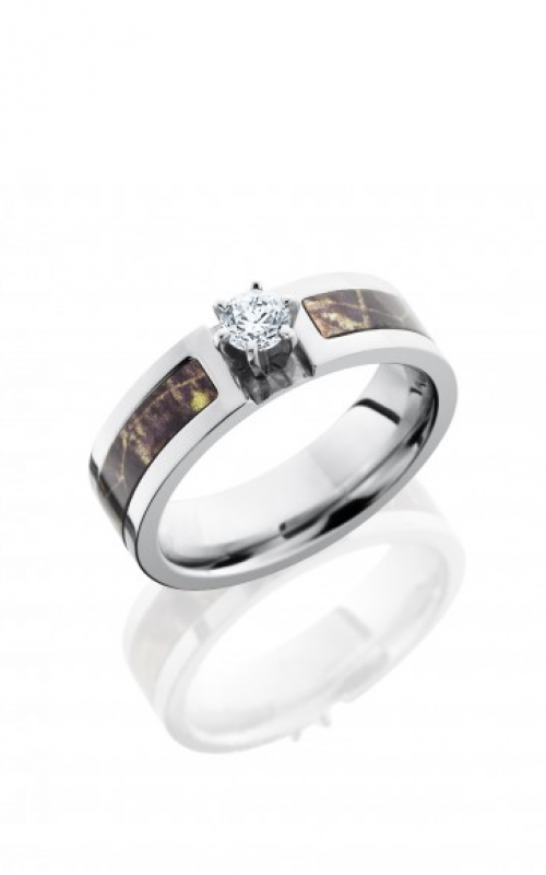 Lashbrook Camo Engagement ring CCCAMO6F13CROWNCZ.25 MOSSYOAK product image