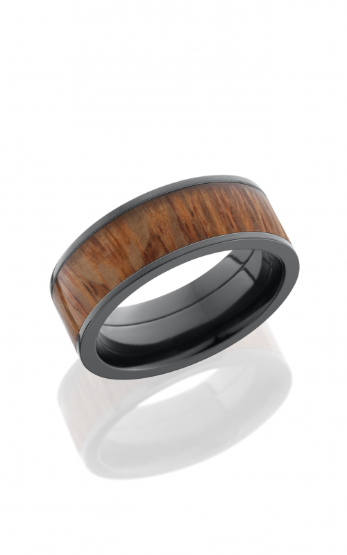 Lashbrook Hardwood Collection Wedding band 90120 product image