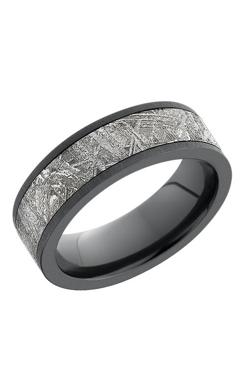 Lashbrook Meteorite Wedding band Z7F15 METEORITE product image