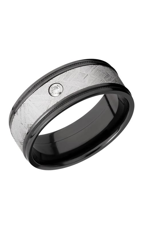 Lashbrook Meteorite Wedding band Z8.5FGEW2UMIL15 METEORDIA.05B product image
